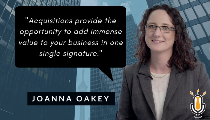 Aspect Legal   Joanna Oakey   Business Sale and Purchase   Growth by Acquisition   Sydney Solicitors