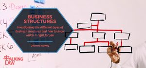 Business structures podcast post image - 01